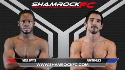 Tyree Davis vs. Arvin Mills - Shamrock FC 311 Full Fight Replay