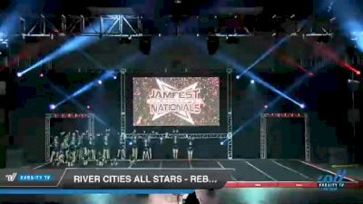 River Cities All Stars - Rebel Reckless [2021 L5 Junior Coed Day 2] 2021 JAMfest Cheer Super Nationals