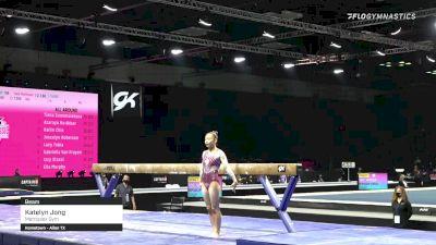 Katelyn Jong - Beam, Metroplex Gym - 2021 GK US Classic & Hopes Championship