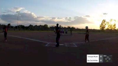 Tampa Mustangs vs. So Cal Athletics - Aurora Complex B: Field 4