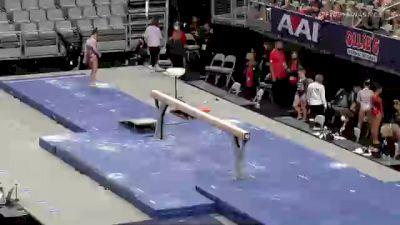 Kailin Chio - Beam, Gymcats - 2021 US Championships