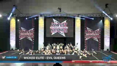 Wicked Elite - Evil Queens [2021 L2 Junior - Medium Day 1] 2021 JAMfest Cheer Super Nationals