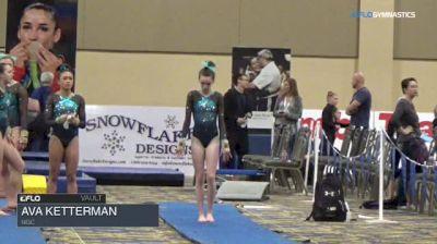 Ava Ketterman - Vault, NGC - 2018 Brestyan's Las Vegas Invitational