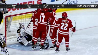 WCHA Women Highlights: Wisconsin at Minnesota State