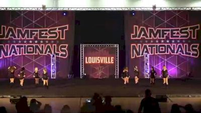 Bullitt Athletics - SAV4GE [2021 L4 Youth Day 1] 2021 JAMfest: Louisville Championship
