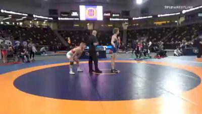 74 kg Prelims - Hayden Hidlay, TMWC/ Wolfpack Wrestling Club vs Tony Raupp, North Dakota