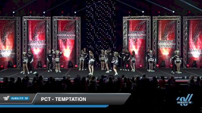 PCT - Temptation (Canada) [2019 International Open - Large Coed 5 Day 1] 2019 JAMfest Cheer Super Nationals