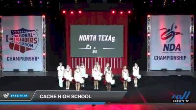 - Cache High School [2019 Game Day Band Chant - Small High School Day 1] 2019 NCA North Texas Classic