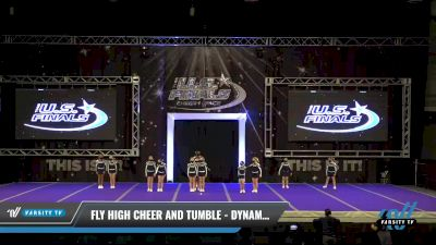 Fly High Cheer and Tumble - Dynamite [2021 L1.1 Mini - PREP Day 1] 2021 The U.S. Finals: Ocean City