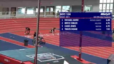 High School Boys' 55m, Finals 3
