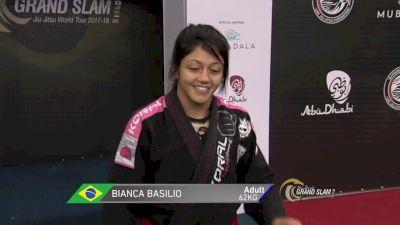 Beatriz Mesquita vs Bianca Basilio Abu Dhabi Grand Slam Rio de Janeiro