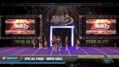 Epic All Stars - Super Girls [2021 L1.1 Junior - PREP Day 1] 2021 The U.S. Finals: Ocean City