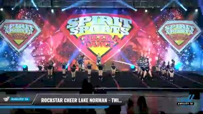 Rockstar Cheer - Lake Norman - Twisted Sister [2021 L3 Junior - Small Day 1] 2021 Spirit Sports: Battle at the Beach