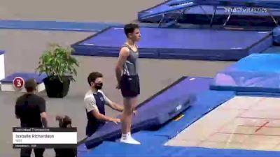 Zachary Ramacci - Double Mini Trampoline, TwistStars - 2021 USA Gymnastics Championships