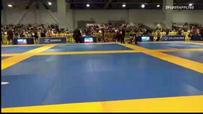 KAIO CESAR ABRANTES vs LARRY RUIZ 2021 American National IBJJF Jiu-Jitsu Championship