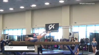 Avery Neff - , Olympus (UT) - 2020 California Grand Invitational & Collegiate Challenge