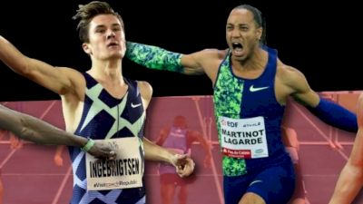 Full Replay: 2021 World Athletics Indoor Tour: Liévin