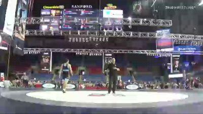 86 kg Rr Rnd 2 - Kyle Ryan, Oklahoma vs Riley Habisch, Bison Wrestling Club