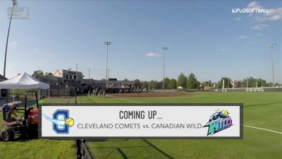 Full Replay - 2019 Cleveland Comets vs Canadian Wild | NPF - Cleveland Comets vs Canadian Wild | NPF - Jul 27, 2019 at 5:55 PM CDT