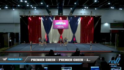 Premier Cheer - Premier Cheer - Jags [2021 L1 Junior - D2 - Small Day 2] 2021 The American Spectacular DI & DII