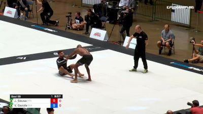 Jackson Sousa vs Vinicius Gazola 2019 ADCC World Championships