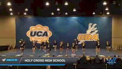 Holy Cross High School [2020 Game Day Large/Super Varsity Day 2] 2020 UCA Magnolia Championship