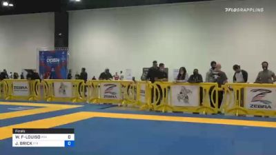 ENEA LAPA vs MARK ANTHONY MARRERO 2020 Atlanta International Open IBJJF Jiu-Jitsu Championship