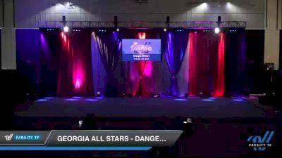 Georgia All Stars - Dangerous [2021 L3 Senior - D2 - Small Day 2] 2021 The American Royale DI & DII