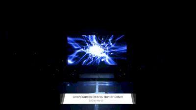 Hunter Colvin vs Andre Gomes Reis Who's Number One: Gordon Ryan vs Kyle Boehm