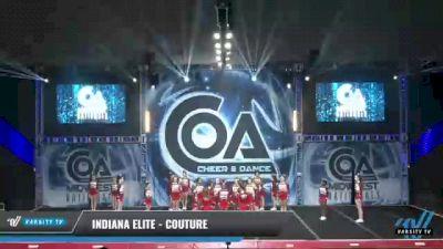 Indiana Elite - Couture [2021 L3 Junior - Medium Day 2] 2021 COA: Midwest National Championship
