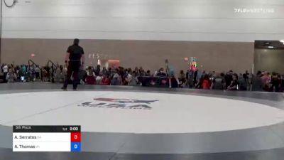 70 kg Final - Gail Sullivan, NY vs Morgan Hyland, PA