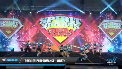 Premier Performance - Wrath [2021 L4 International Open Coed Day 2] 2021 Spirit Sports: Battle at the Beach