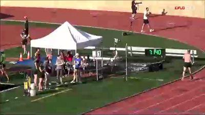 Elite Women's 800m, Heat A