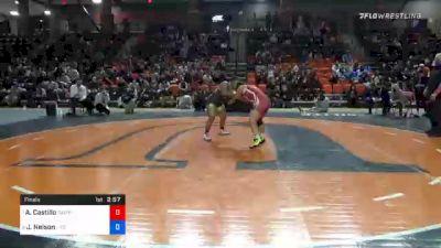 170 lbs Final - Alexandra Castillo, Campbellsville vs Jordan Nelson, Life