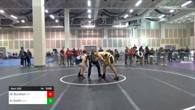 Final - Mike Burchell, Appalachian State vs Andy Smith, SERTC