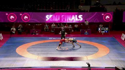 79 kg Semifinal - Saifedine ALEKMA, FRA vs Rashad YUSIFLI, AZE