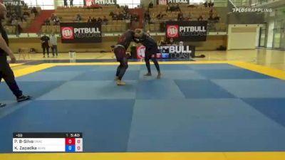 Paulo Brasil-Da-Silva vs Kornel Zapadka 1st ADCC European, Middle East & African Trial 2021