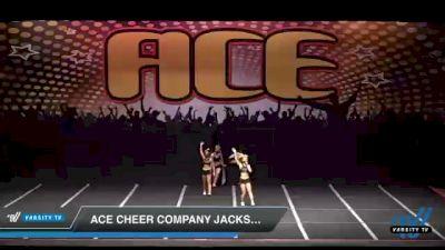 ACE Cheer Company Jackson - G-6 [2020 L6 Senior Medium Coed] 2020 ACE Cheer Company Showcase