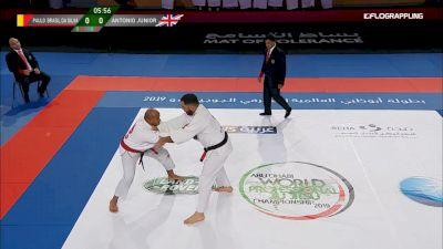 Paulo Brasil Da Silva vs Antonio Junior Abu Dhabi World Professional Jiu-Jitsu Championship