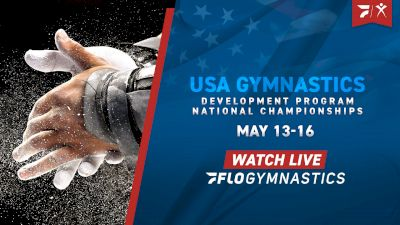 Full Replay: High Bar - Men - USAG Development National Championships - May 13