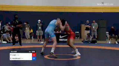 65 kg Final - Patricio Lugo, Hawkeye Wrestling Club vs Evan Henderson, Titan Mercury Wrestling Club (TMWC)