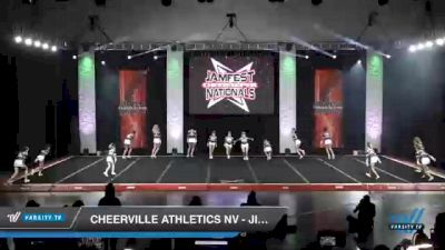 CheerVille Athletics NV - Jigsaw [2021 L3 Junior - Small - A Day 1] 2021 JAMfest Cheer Super Nationals