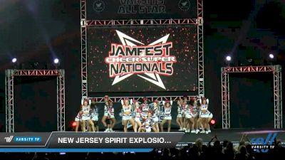 New Jersey Spirit Explosion - Fab 5 [2020 L6 Senior - Small Day 1] 2020 JAMfest Cheer Super Nationals