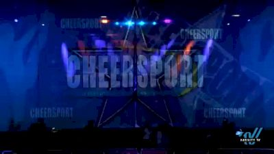 Cheer Extreme - Raleigh - Cougar Coed [2021 L6 International Open Coed - Small Day 2] 2021 CHEERSPORT National Cheerleading Championship