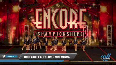 Ohio Valley All Stars - Mini Mermaids [2021 L1 Mini - D2 Day 2] 2021 Encore Championships: Pittsburgh Area DI & DII