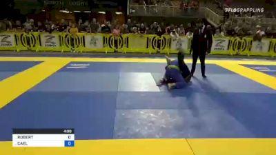 ROBERT ANTHONY CURRIE vs CAEL ZYWOT MORGAN 2021 Pan Kids Jiu-Jitsu IBJJF Championship
