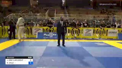 J. BREYLOR GROUT vs RENAN CRUZ 2020 Pan Jiu-Jitsu IBJJF Championship