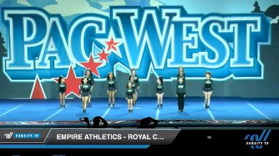Empire Athletics - Royal Court [2020 L1 Youth - D2 - Small - A Day 1] 2020 PacWest