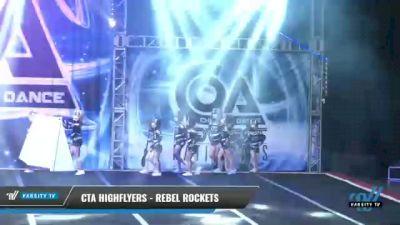 CTA Highflyers - Rebel Rockets [2021 L1 Mini - D2 Day 1] 2021 COA: Midwest National Championship