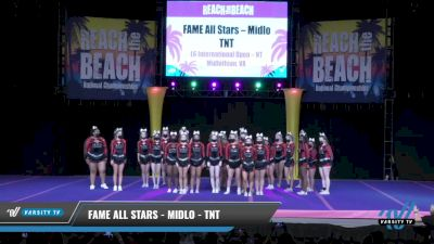 FAME All Stars - Midlo - TNT [2021 L6 International Open - NT Day 2] 2021 ACDA: Reach The Beach Nationals